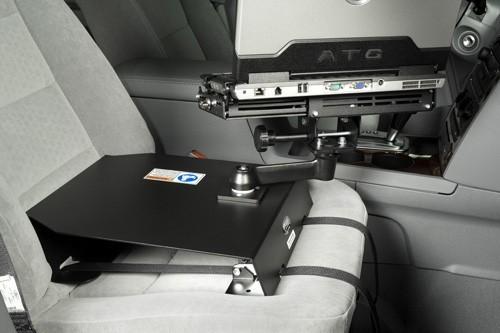 Gamber Johnson 7160-0033 Universal Seatmount Base