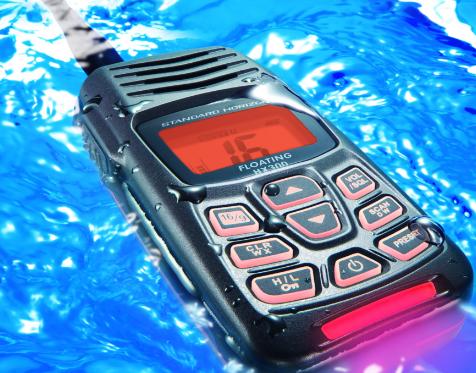 Standard Horizon HX300 Floating Handheld VHF Radio