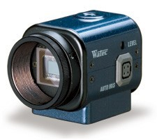 Watec CCTV Cameras and Lenses for Industrial and Residential Applications