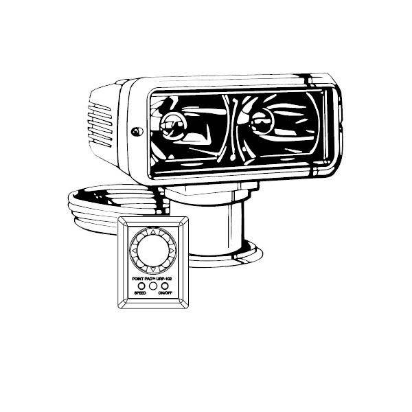 ACR 1926 Searchlight RCL-100