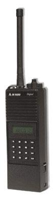 RELM BK GPH5102XP 400 Channel, 136-174 MHz VHF Radio