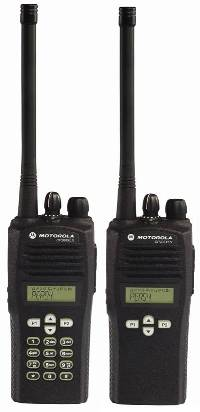 Motorola CP200XLS Group VHF Portable Radios