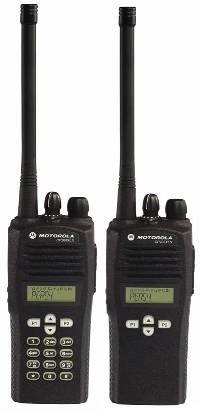 Motorola CP200XLS Group VHF Portable Radios