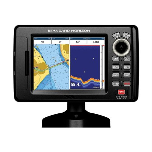 Combination Fishfinders, Fishfinder/Chartplotter Marine Electronics