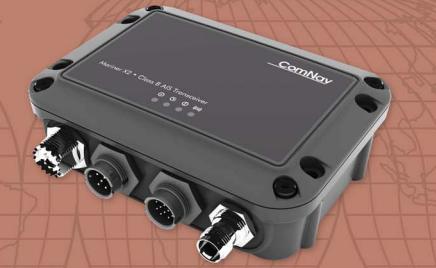 Comnav Mariner X2 Class B AIS Transceiver w/Built-In GPS Antenna (2nd Gen)