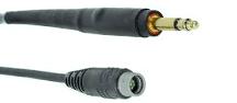 David Clark 41035G-02 PB Interface Cord with Single Plug