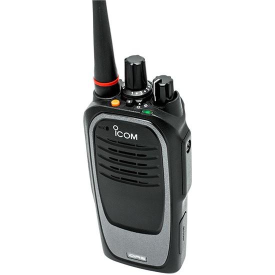 ICOM IC-F3400D 136-174 Mhz IDAS 32 Channels and No Display