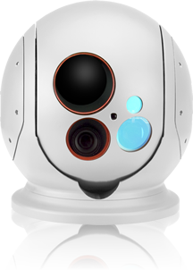 Axis Q1910 Thermal Network Camera, H.264, Thermal Imaging