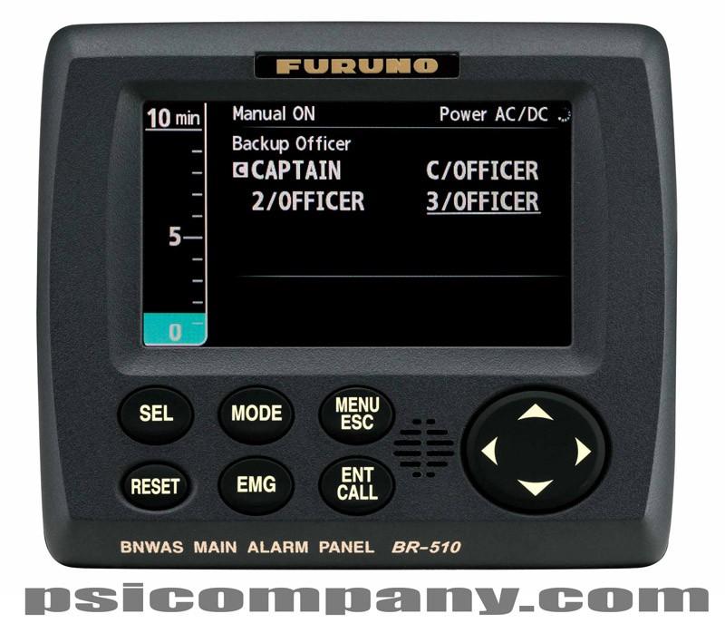 BNWAS, B.N.W.A.S., Bridge Navigation Watch Alarm System