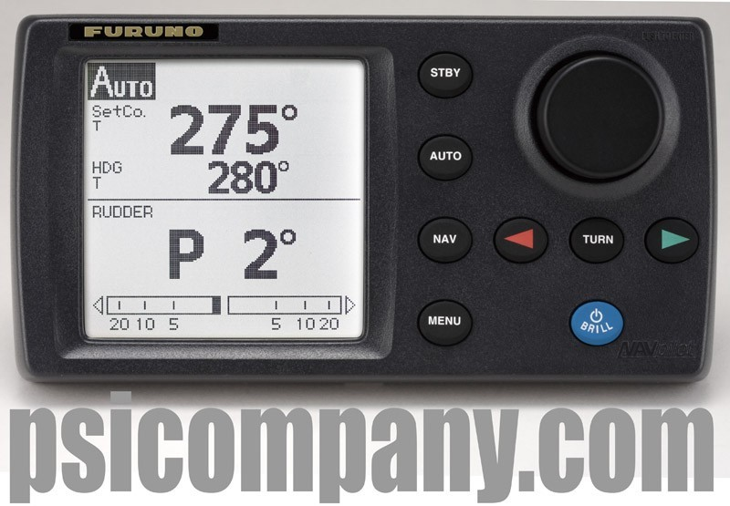 Marine AutoPilot, Jog Lever, Rudder Angle Indicators, Pump Sets for Marine Navigation from Furuno, JRC, Raymarine and more