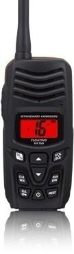 Standard Horizon HX150 Handheld VHF Floating Radio