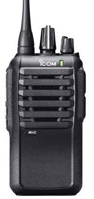 ICOM IC-F4001 03 RC Portable Radio, UHF, 16 Channels