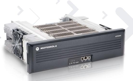 Motorola MOTOTRBO MTR3000 Base Station