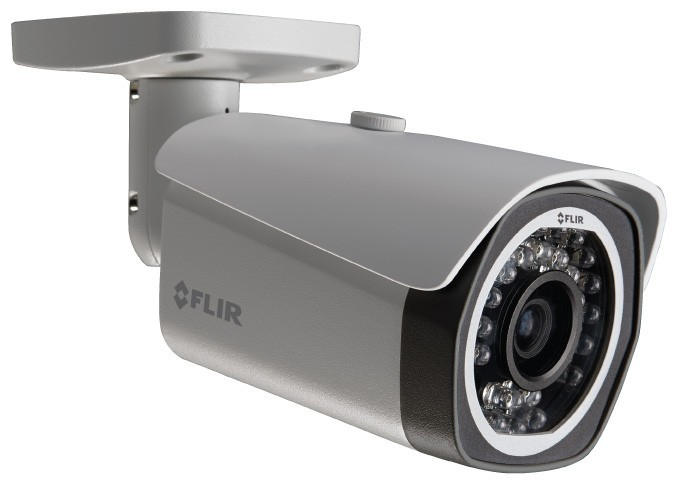 Flir IP Series N133BB Mini IR Bullet Camera