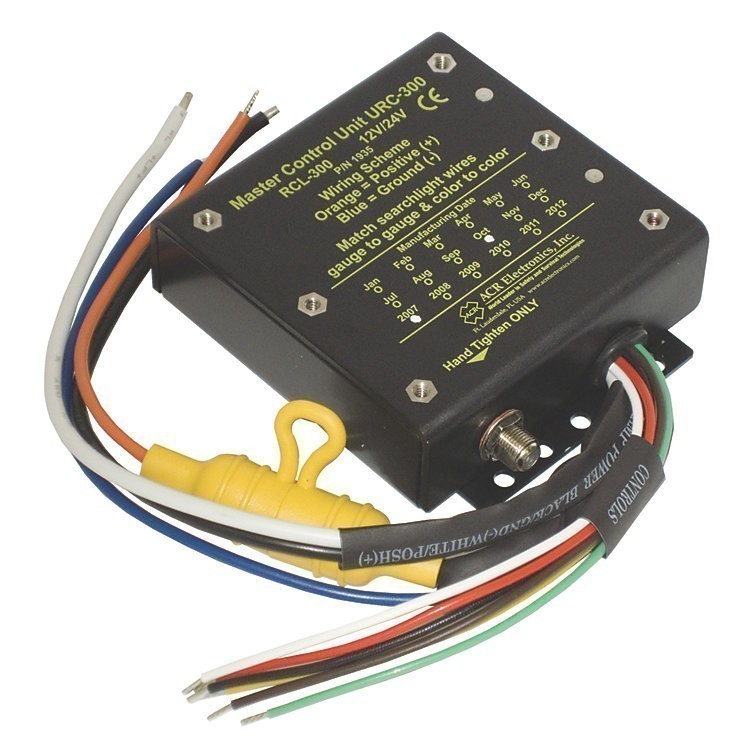 ACR 1935 RCL-300 Control Junction Box