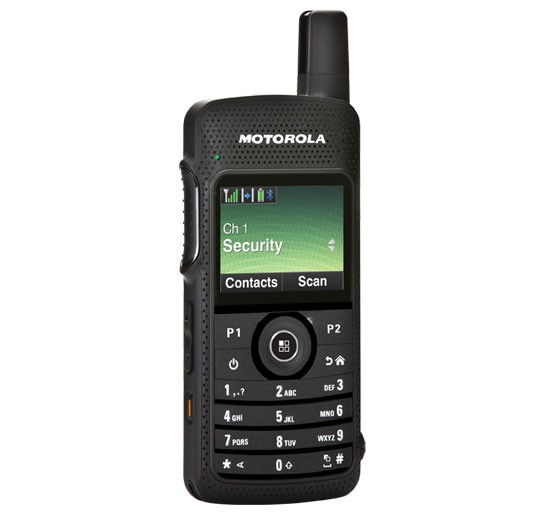 Motorola Mototrbo Sl7550 Uhf2 450 512 Mhz Portable Radio 2