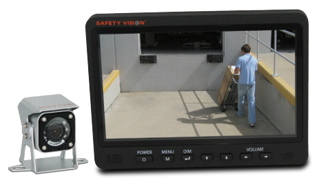 Safety Vision Sv 660h Kit 70rp Price Collision Avoidance