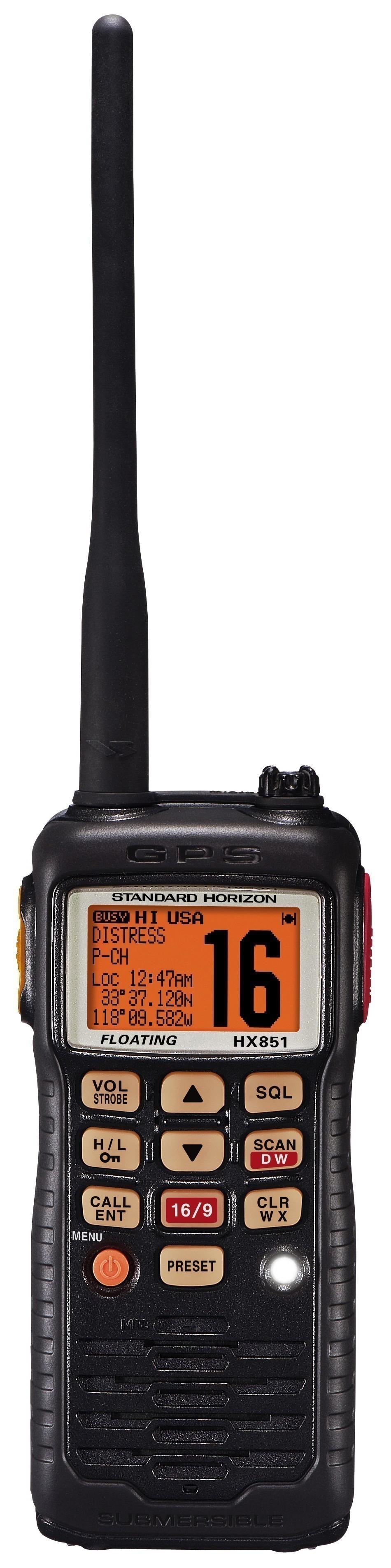 Portable Marine Radios