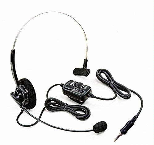 Standard Horizon VC-24 Headset Microphone with VOX and PTT