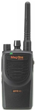 Motorola BPR40 UHF Portable Radio, Li-Ion Batt, AAH84RCJ8AA2AN