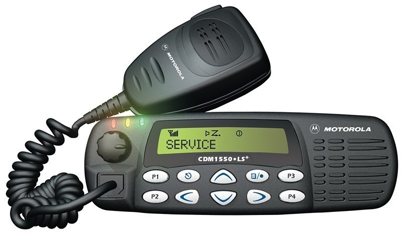 Motorola Cdm1550 Ls Uhf Mobile Radio 160 Channel