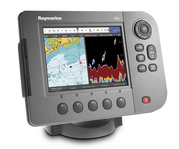 Raymarine A70D 6.4