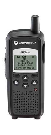 Motorola DTR650 Digital Portable Radio, AAH73WCF9NA5_N