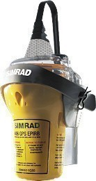 Simrad EP50: MAN EPIRB, with Manual Release