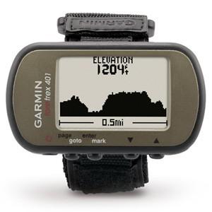 Garmin Foretrex 401 Wristband GPS Navigator