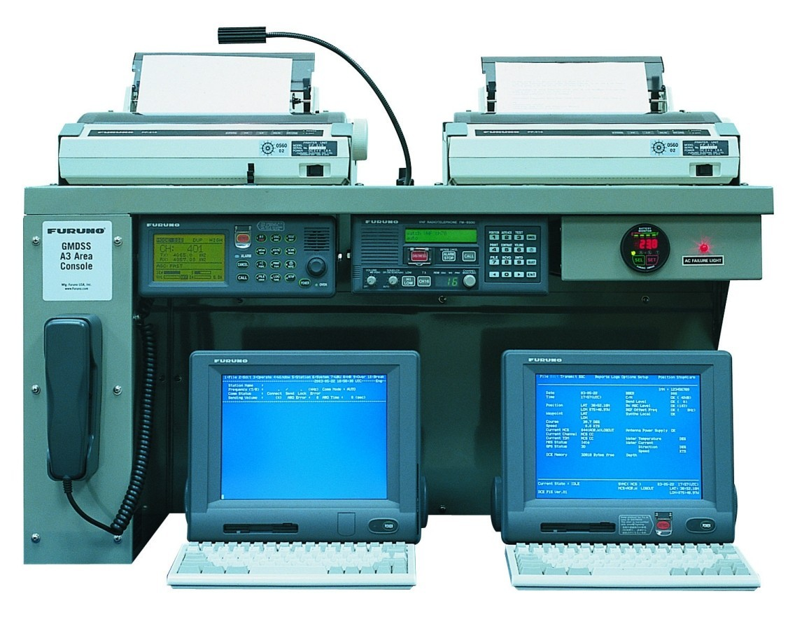 Furuno Rc1825 G M D S S Console System Price