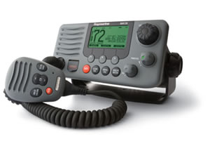 Raymarine Ray218 Marine VHF-FM/Hailer