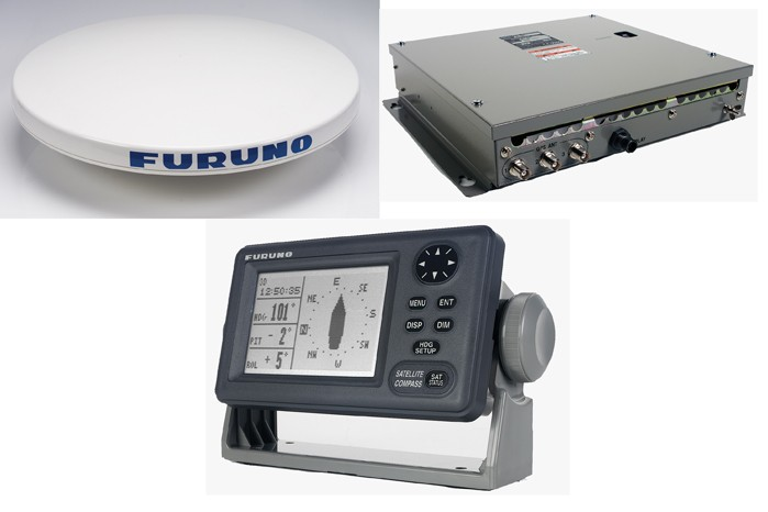 Marine GPS, DGPS and WAAS (Wide Area Augmentation Systems) from FURUNO and Other Top Brands