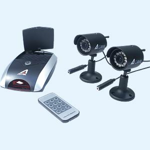 Astak CM-818C2 CCTV Outdoor Camera Kit