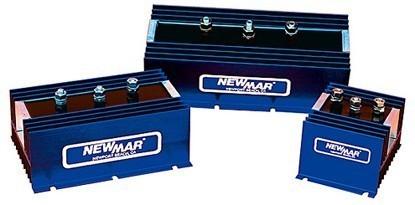 NewMar 1-2-70 Battery Isolator, 2 Battery Banks