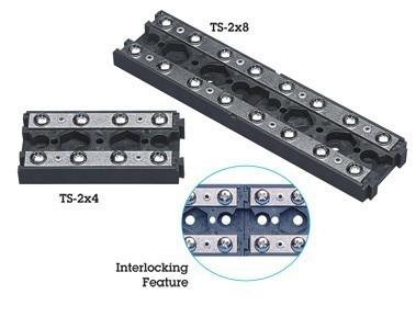 NewMar TS-2X4 Terminal Strip