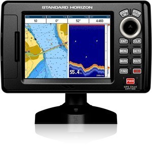 Standard Horizon CP190iNC Chartplotter with Internal GPS 