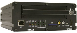 REI BUS-WATCH: Bus and Transportation Surveillance Systems