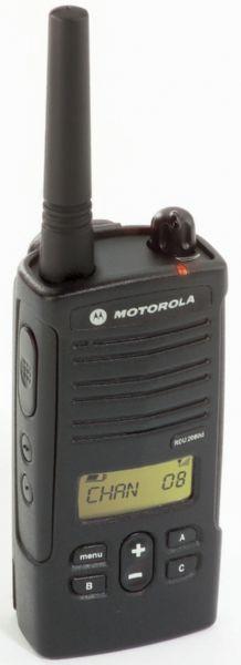 Motorola Business Radios, RDX Series, RDM Series