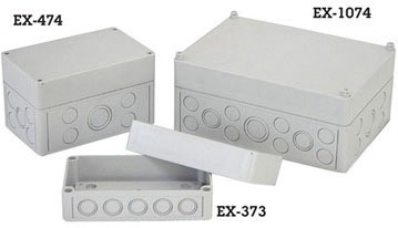 NewMar EX-474 Weather Resistant Electrical Enclosures