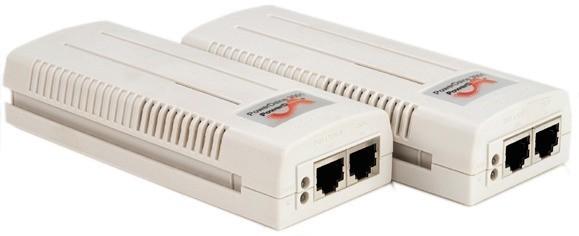PowerDsine Microsemi Power over Ethernet (PoE) Power Injection Equipment
