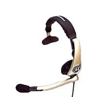 motorola nfl headset. motorola rln5238 nfl style lightweight single muff headset - discontinued nfl t