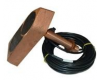 Koden 307/50/200T-CX Transducer with Temperature, 50 & 200 kHz, 1 kW, Bronze, Thru Hull