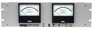Bird Technologies 3128A Single Carrier, Wattcher RF Monitor
