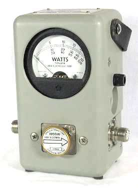 Bird Technologies 43 General Purpose Wattmeter