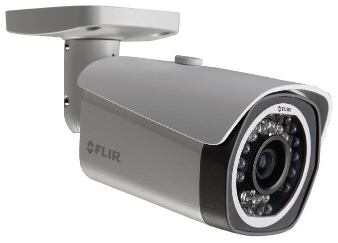 Flir IP Series N133BD/N133BD-2 (2PK) Mini IR Bullet Camera