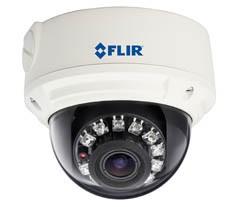 Flir IP Series N133ED / N133ED-2 (2PK) Mini IR Eyeball Dome Camera