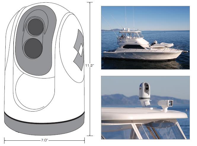 FLIR M-Series M-612L Thermal Imaging Camera