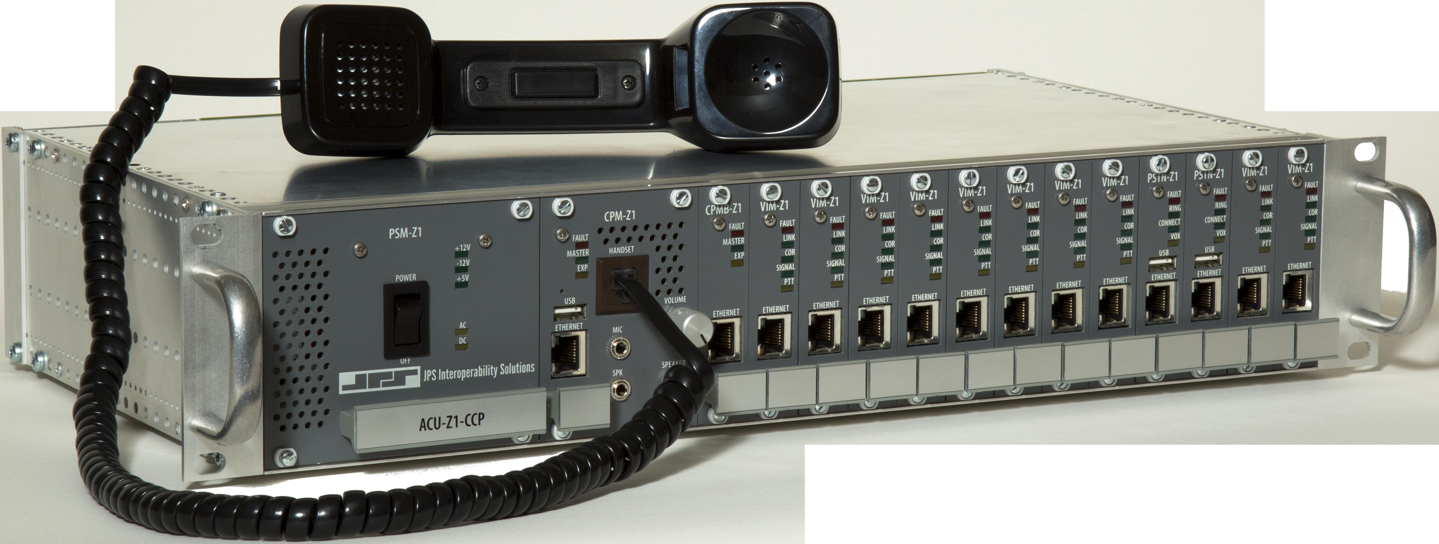 JPS Interop (Formerly Raytheon) ACU-Z1 Modular Gateway