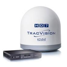 KVH TracVision HD7 w/Ka/Ku/Ka-band TriAD Technology