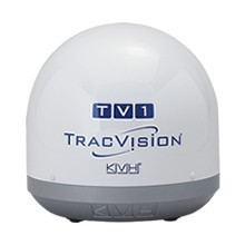 KVH TracVision 01-0366-07 TV1 w/IP-Enabled TV-Hub A